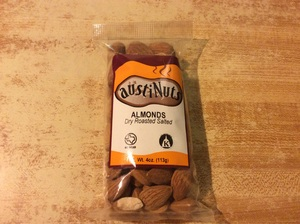 AustiNuts Almonds